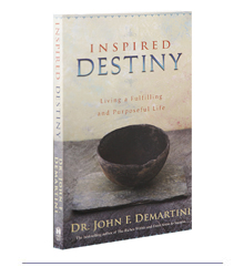 Inspired Destiny Book